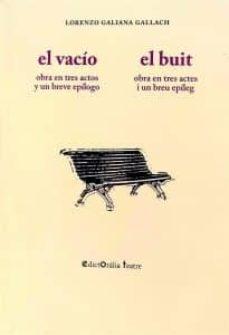 Followusmedia.es El Vacio = El Buit (Ed. Bilingüe) Image