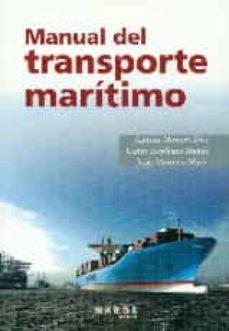 manual del transporte maritimo-9788415340317