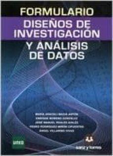formulario de diseños de investigación y analisis de datos-9788415550617