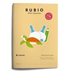 Encuentroelemadrid.es Rubio. L Art D Aprendre. Vacances 3 Infantil Image
