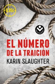Descargar Ebook para iit jee gratis EL NUMERO DE LA TRAICION de KARIN SLAUGHTER in Spanish 9788416240517 PDB iBook PDF