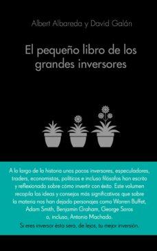 Sopraesottoicolliberici.it El Pequeño Libro De Los Grandes Inversores Image
