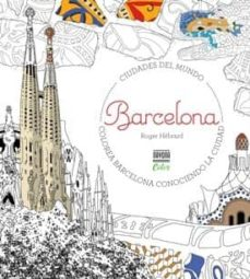 colorear barcelona-roger hebrard-9788416259717