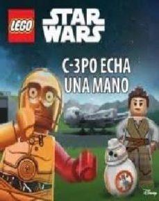lego star wars: c-3po echa una mano-9788417401917