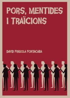 pors, mentides i traïcions (ebook)-9788417415617