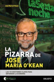 Ojpa.es La Pizarra De Jose Maria O Kean Image
