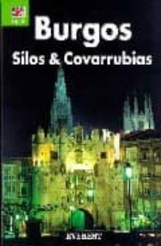 recuerda burgos, silos y covarrubias (ingles)-9788424137717