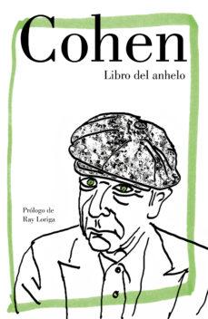 Libros gratis en descargas de dominio público LIBRO DEL ANHELO de LEONARD COHEN