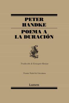 Libros de descargas de audio gratis. POEMA A LA DURACION en español FB2 de PETER HANDKE
