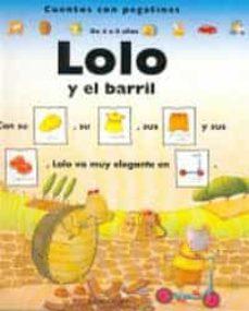 Viamistica.es Lolo Y El Barril Image