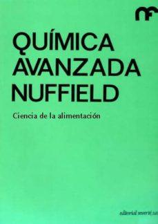 Nuevos libros descarga pdf CIENCIA DE LA ALIMENTACION de NUFFIELD FOUNDATION SCIENCIE in Spanish