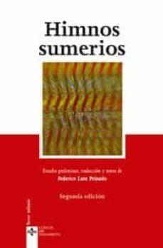 himnos sumerios-federico lara peinado-9788430944217