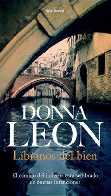 Descargar libros a ipod gratis LIBRANOS DEL BIEN de DONNA LEON