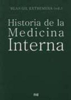 Descargar libro descargador gratis HISTORIA DE LA MEDICINA INTERNA