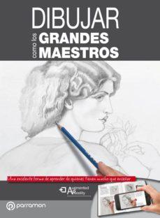 dibujar como los grandes maestros-9788434210417