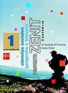 Inmaswan.es Ciencias Sociales, Proyecto Zenit (1º Eso, Cantabria) Image