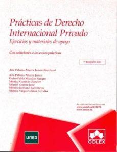 Viamistica.es Prácticas De Derecho Internacional Privado. 7ª Edición Image