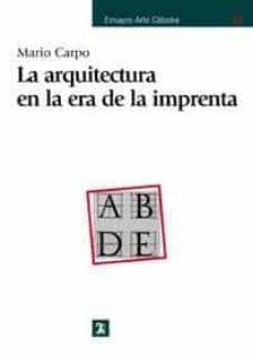 Permacultivo.es La Arquitectura En La Era De La Imprenta Image