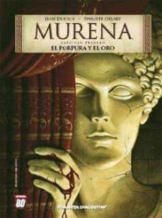 murena nº 1: el purpura y el oro (especial bd)-jean dufaux-philippe delaby-9788439581017