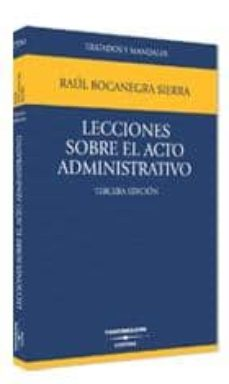 Titantitan.mx Lecciones Sobre Acto Administrativo (3ª Ed.) Image