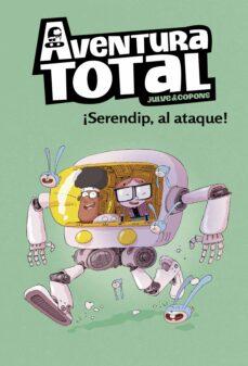 Upgrade6a.es ¡Serendip, Al Ataque! (Aventura Total) Image