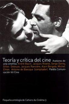 Chapultepecuno.mx Teoria Y Critica Del Cine: Avatares De Una Cinefilia Image