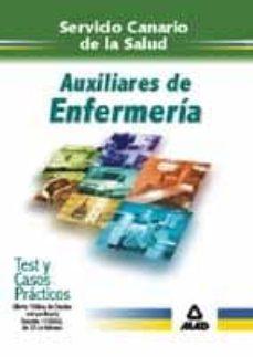 Lofficielhommes.es Auxiliares De Enfermeria: Test Y Casos Practicos Image