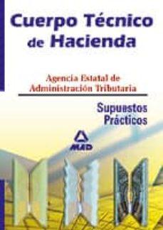 Permacultivo.es Cuerpo Tecnico De Hacienda (Agencia Estatal De Administracion Tri Butaria) (Supuestos Practicos) Image