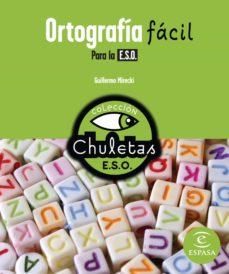 Permacultivo.es Ortografia Facil Para La Eso (Chuletas) Image