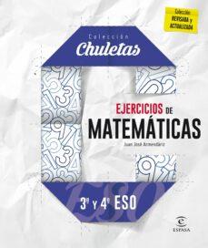 Inmaswan.es Ejercicios De Matemáticas 3.º Y 4.º Eso (Chuletas 2016) Image