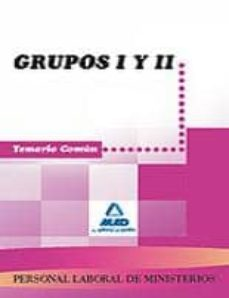 Relaismarechiaro.it Personal Laboral De Ministerios. Grupo I Y Ii. Temario Comun. Image