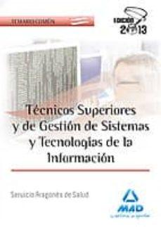 Permacultivo.es Tecnicos Superiores Y De Gestion De Sistemas Y Tecnologias De La Informacion Del Servicio Aragones De Salud. Temario Comun Image
