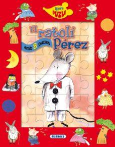 Viamistica.es El Ratoli Perez (Llibre Puzzle) Image