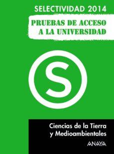 Javiercoterillo.es Ciencias De La Tierra Y Del Medio Ambiente Selectividad 2014 Image