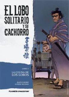 Debatecd.mx Lobo Solitario Y Su Cachorro Nº3/20 Image