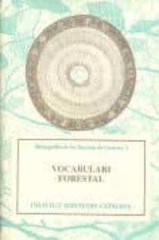 Ojpa.es Vocabulari Forestal Amb Equivalencies En Castella, Frances I Angl Es I Amb Il.lustracions Image