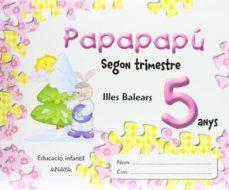 Permacultivo.es Papapapú 5 Anys. 2º Trimestre /Illes Balears/ Catalán Image