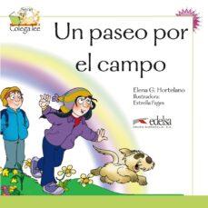 un paseo por el campo-elena gonzalez hortelano-9788477116417