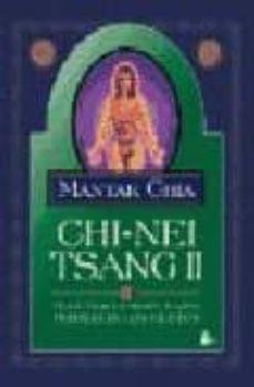 chi-nei tsang ii: masaje chi de los organos internos-mantak chia-9788478083817