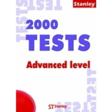 Descargas gratuitas para libros electrónicos de kindle 2000 TESTS ADVANCED LEVEL + KEY BOOK FB2 PDB RTF
