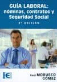 Iguanabus.es Guia Laboral: Nominas, Contratos Y Seguridad Social (3ª Ed) Image