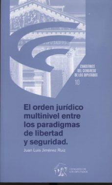 Viamistica.es Orden Juridico Multinivel Entre Los Paradigmas De Libertad Y Segu Ridad Image
