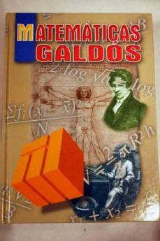 matematicas galdos (3 vols.)-9788480552417