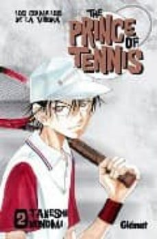 the prince of tennis nº2-takeshi konomi-9788483570517