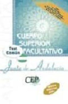 Tajmahalmilano.it Test Comun Oposiciones Cuerpo Superior Facultativo De La Junta De Andalucia Image