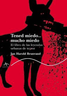 Encuentroelemadrid.es Tened Miedo Mucho Miedo: Leyendas Urbanas De Terror Image
