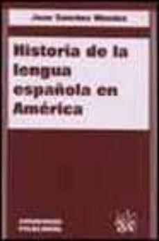Viamistica.es Historia De La Lengua Española En America Image