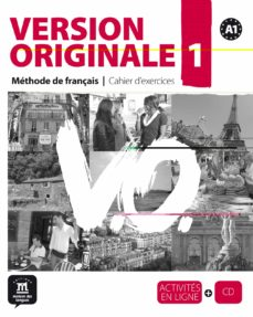 version originale 1 cahier d'exercices+cd-9788484435617