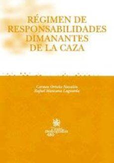 Inmaswan.es Regimen De Responsabilidades Dimanentes De La Caza Image