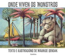 onde viven os monstros-maurice sendak-9788484646617